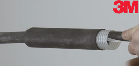 3m Cold Shrink Pre Stretched Tubes Epdm Rubber Www