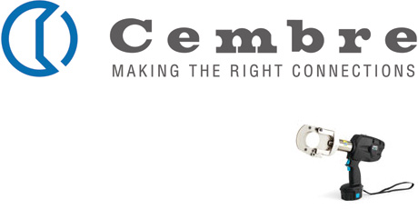 Battery Cable Cutter - Hydraulic Cutting Tool - Cembre B-TC065