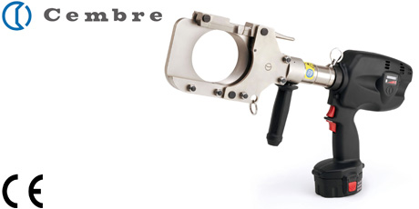 Battery Cable Cutter - Hydraulic Cutting Tool - Cembre B-TC095