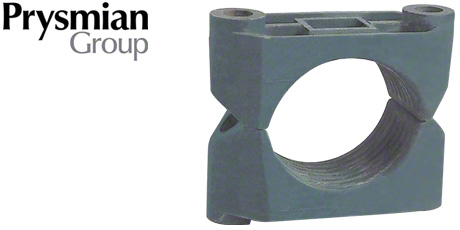 Prysmian Bicon Cable Cleats - 2 Bolt Cleats for Single LSF LSOH Cables