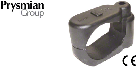Prysmian Bicon Cable Cleats - Heavy Duty Hook Cleat for Single LSF LSOH Cables