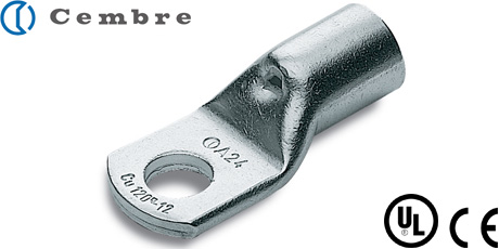 Cembre Cable Lugs, Copper Tube Crimping Lugs, A-M