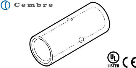 Cembre Cable Lugs, Copper Tube Through Connectors and Terminals, L-M