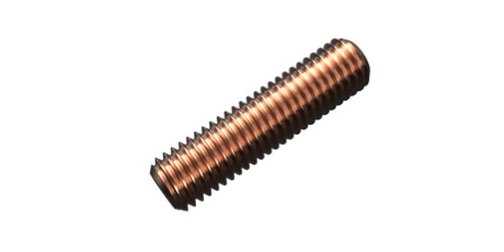 Solid Copper Earth Rod Coupling Dowel