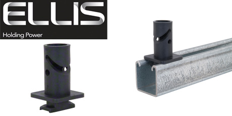 Ellis Patents Framing Channel Thermal Spacer
