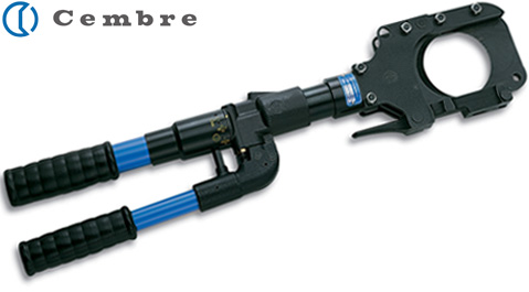 Hydraulic Cable Cutters - Cembre Cutting Tool - HT-TC0851