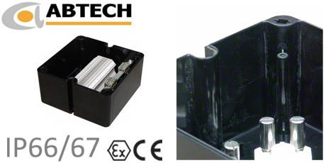 Abtech ATEX Hazard Area Polycarbonate Enclosures Zone 1 Zone 2 (GRN8)