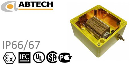 Abtech GRP Enclosures and Junction Boxes