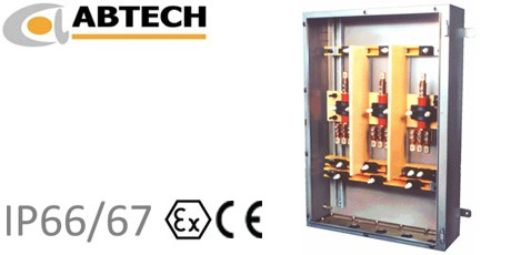 Abtech Stainless Steel HV Enclosures to 11kV (DPJB)