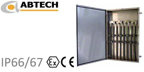 Abtech Stainless Steel HV Enclosures to 11kV (HVJB)