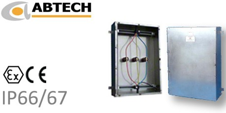 Abtech Stainless Steel HV Enclosures to 8.3kV (MJB)