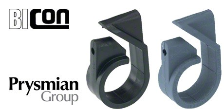 Bicon Cable Cleats, Telcleat Fixings for Single Cables