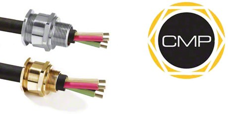 CMP Cable Glands - A2 Gland for Unarmoured Cables