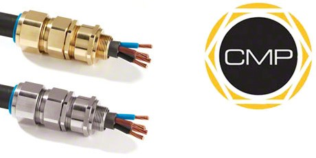 CMP Cable Glands - E1U Universal Gland for Armoured Cables