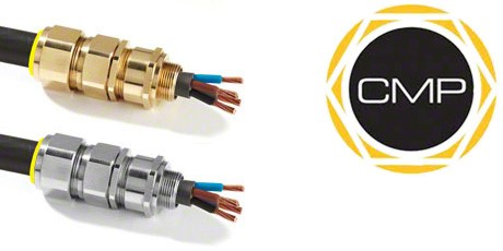 CMP Cable Glands - E1W LSF Gland for Armoured SWA Cables