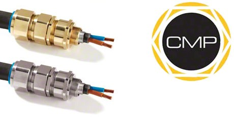CMP Cable Glands - E2U Gland for Lead Sheathed and Armoured Cables