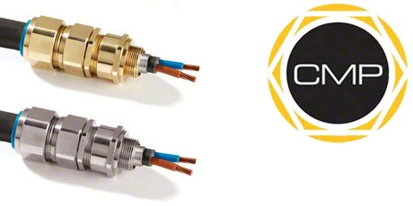 CMP Cable Glands - E2W Gland for Lead Sheathed and SWA Cables