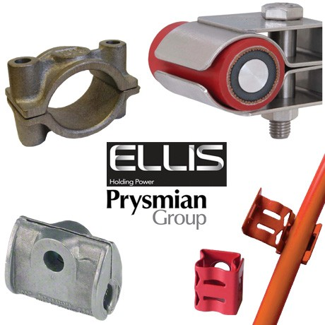 Cable Cleats, Cable Clamps for FP Cables, Fire Resistant Cables