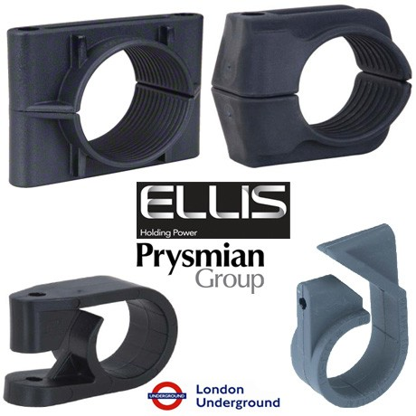 Cable Cleats, Cable Clamps for LSOH, LSF Cables