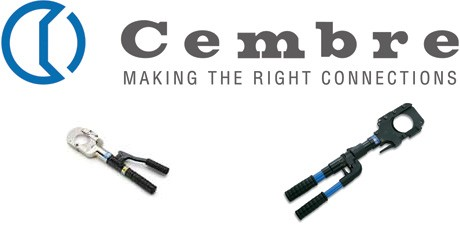 Cembre Hydraulic Cable Cutters for Power and Telecoms Cables