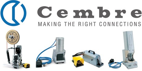 Pneumatic Crimping Tool - Cembre Production Bench Press Crimp Tools