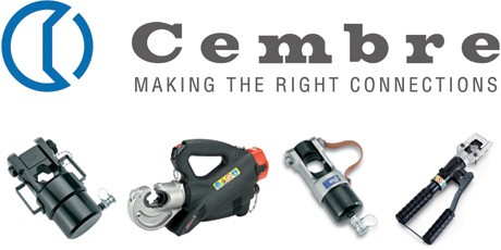 Cembre Hydraulic Crimping Tools and Crimper Heads