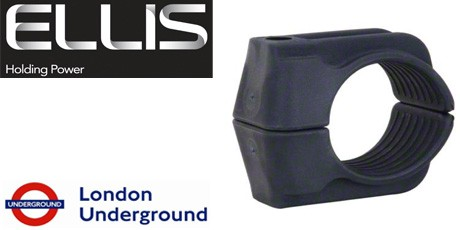 Ellis Patents Cable Cleats - One Hole Cable Cleat (LSF, Non-LSF) 10-57mm