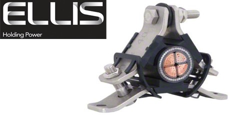 Atlas Cable Cleats - Single Cable Cleats (Galvanized Steel) 38-130mm