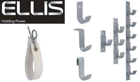 Ellis Patents Cable Hangers and Hooks