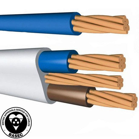 Low Smoke Zero Halogen Wiring Cables (LSZH, LSOH)