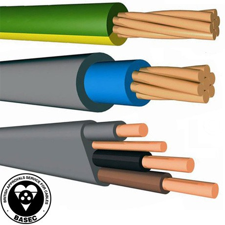 PVC Wiring Cables