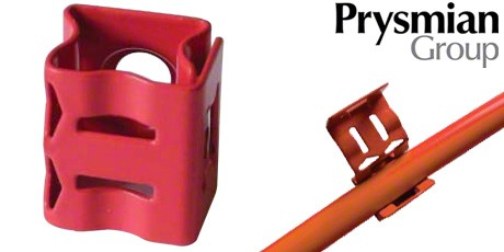Prysmian FP Cable Clips, Fire Resistant Fixings for FP200 Cables
